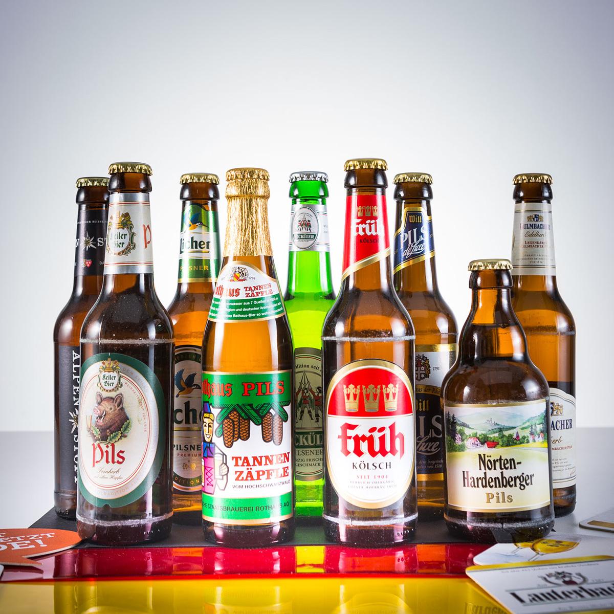Vorschaubild von Bier Deutschlandreise Geschenkbox