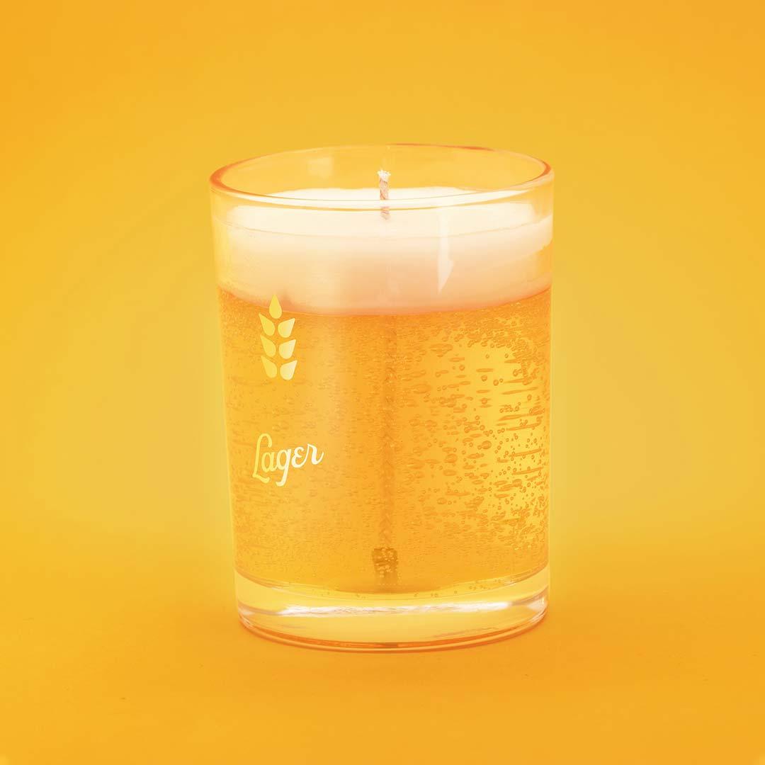 Bier Kerzen
