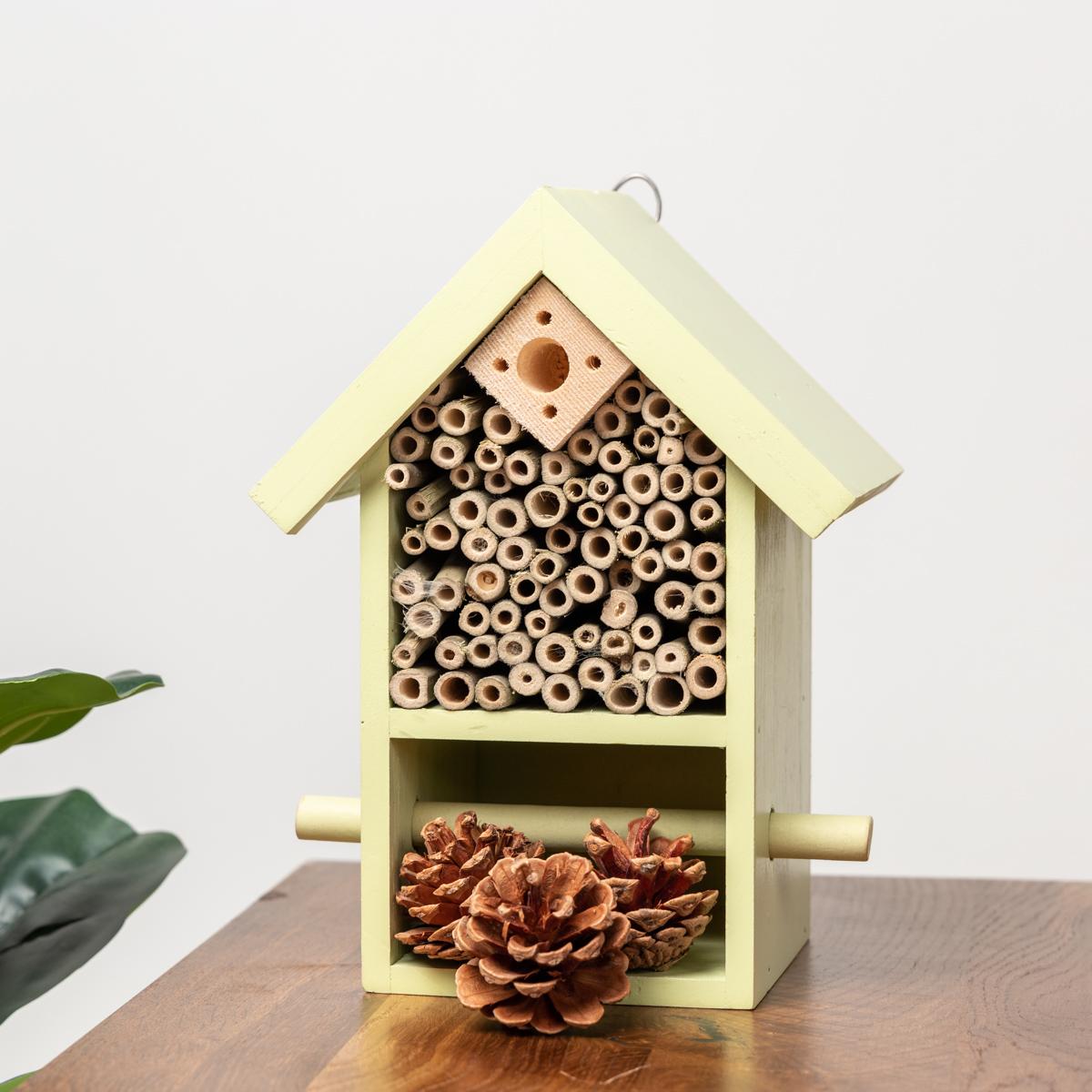 Das kleine Insekten-Hotel
