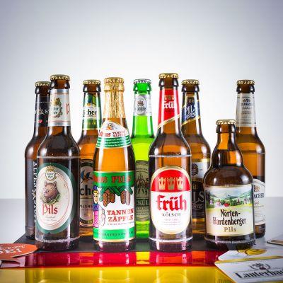 Bier Deutschlandreise Geschenkbox