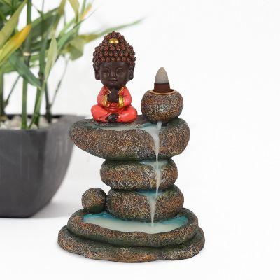 Buddha überm Weihrauch