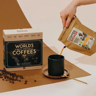 Der Welt bester Kaffee Geschenkbox