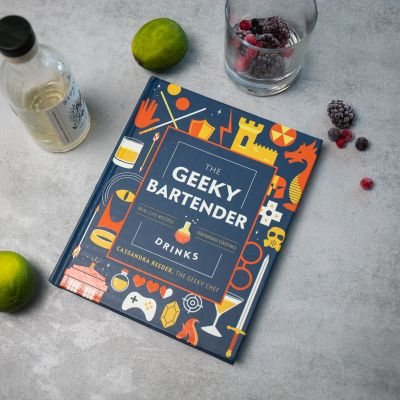 The Geeky Bartender Buch