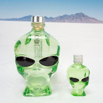 Outerspace Vodka - Außerirdischer Wodka