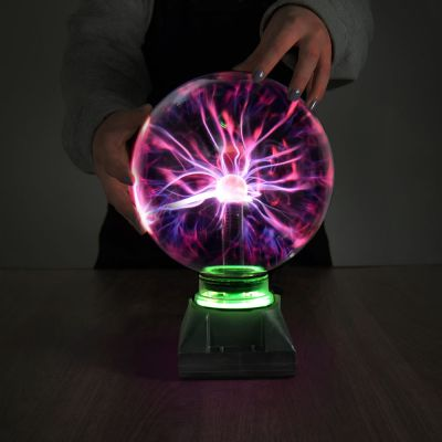 Plastische Plasma-Kugel
