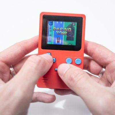 Retro Mini-Spielekonsole