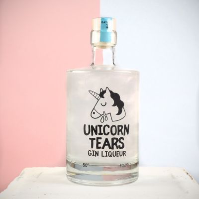 Einhorn Tränen - Likör mit Gin