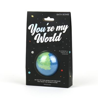 You're My World Badebombe
