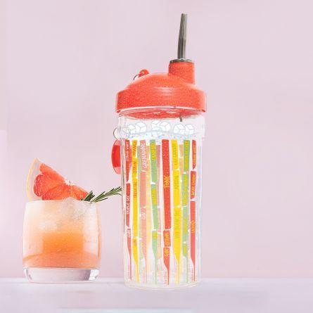 Coyote Cocktail Shaker mit Rezepten