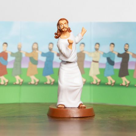 Wackelfigur Dancing With Jesus