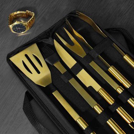 Millionaire Grill-Besteck