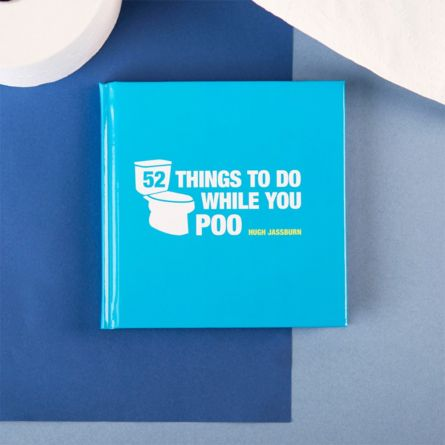 Buch 52 Things To Do While You Poo