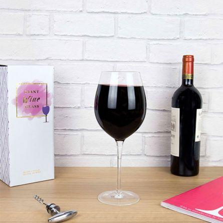 Riesen Weinglas