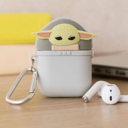 Mandalorian und Baby Yoda AirPod Cases