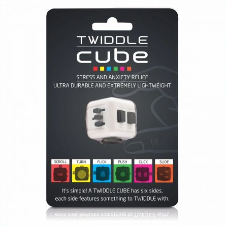 Twiddle Cube Anti-Stress-Würfel