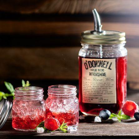 O'Donnell Moonshine Liköre und Wodka