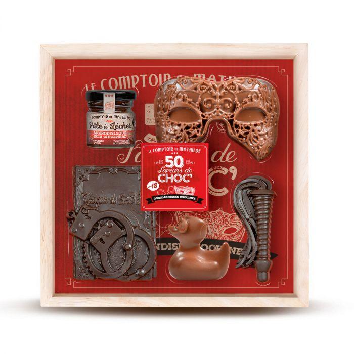 50 Shades Of Chocolate