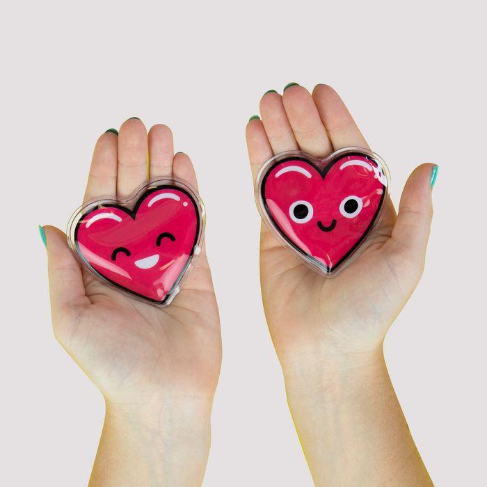Herzchen Handwärmer