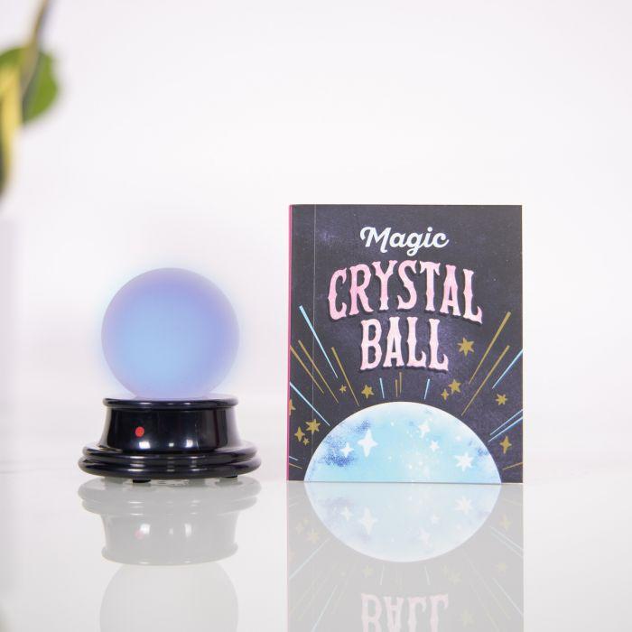 Magische Mini Kristallkugel