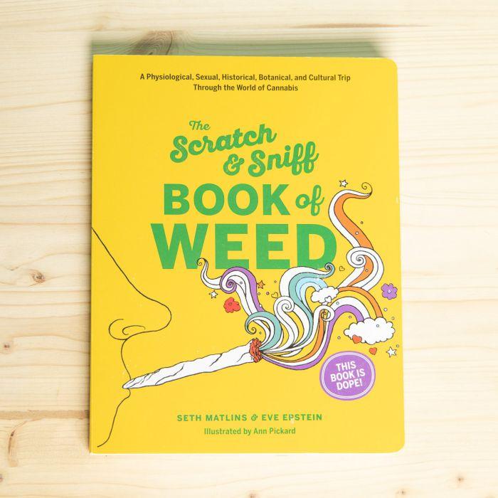 Das Gras Rubbel- und Schnüffel-Buch