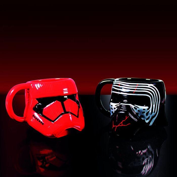 Star Wars Rise of Skywalker 3D Tassen