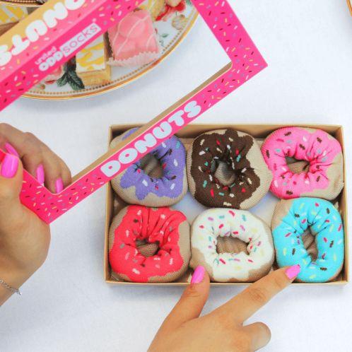 Donuts Socken