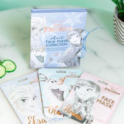 Die Eiskönigin Gesichtsmasken 3er-Set