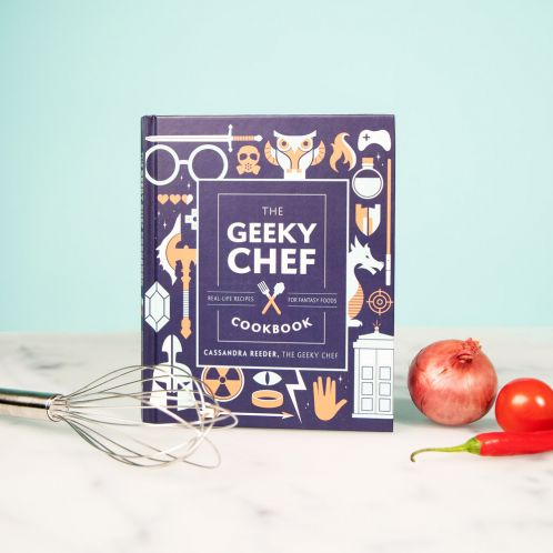 The Geeky Chef Kochbuch