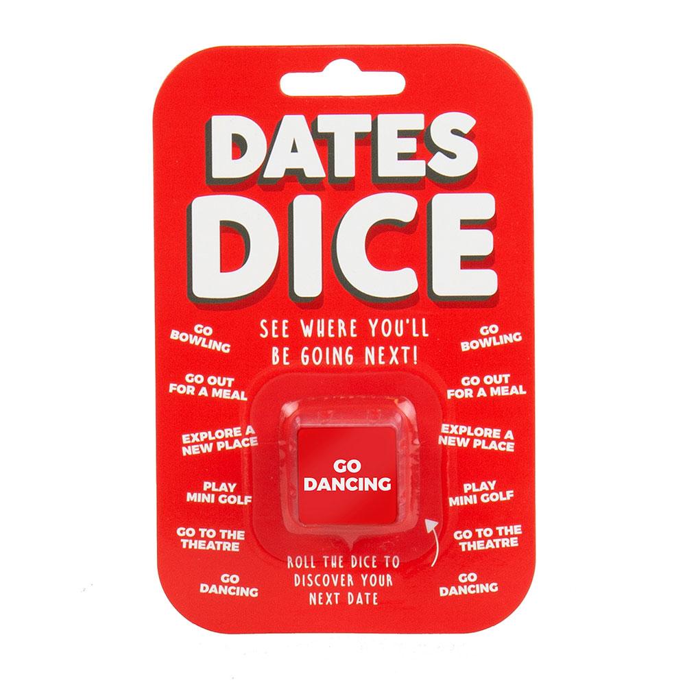 Date-Dice Verabredungs-Würfel