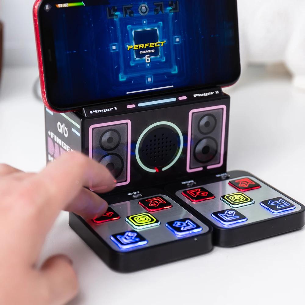 Finger Dance Maschine