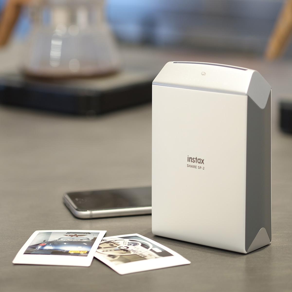Vorschaubild von Fujifilm Instax Share SP-2 Fotodrucker für Smartphones