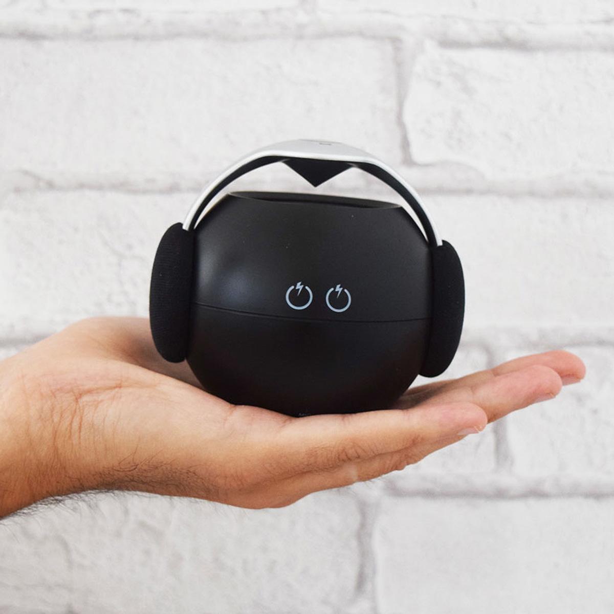 Vorschaubild von Lyly Bluetooth Mini Lautsprecher - Schwarz