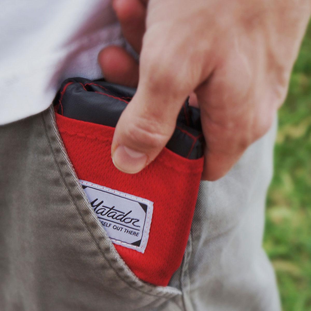 Taschendecke