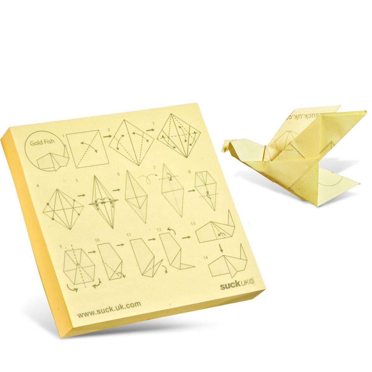 Origami Notizblätter