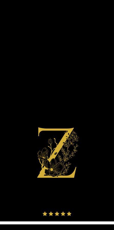 Handtuch Monogramm Hotel-Design - Z