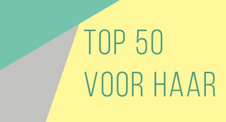Top 50 voor haar