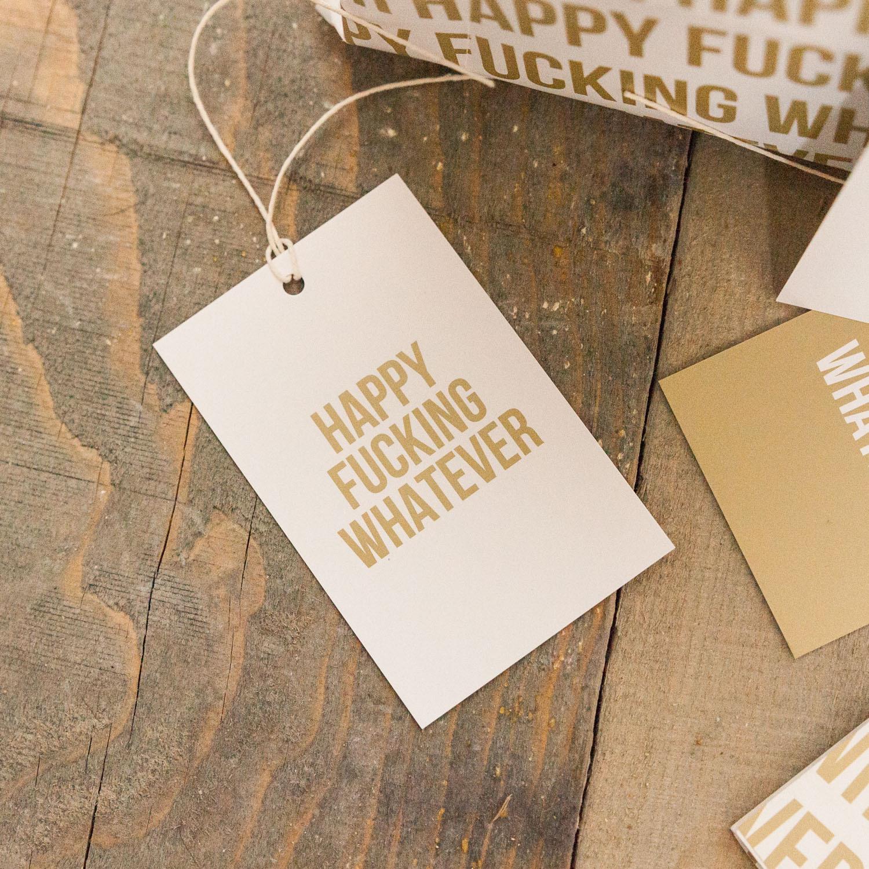 Grenzwertiges Geschenkpapier