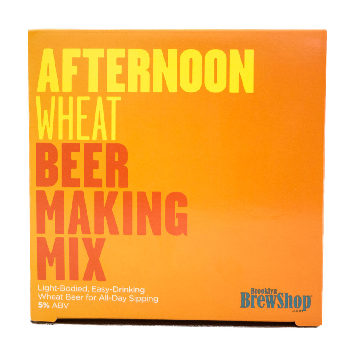 Brooklyn Brew Nachfüllpack Afternoon Wheat