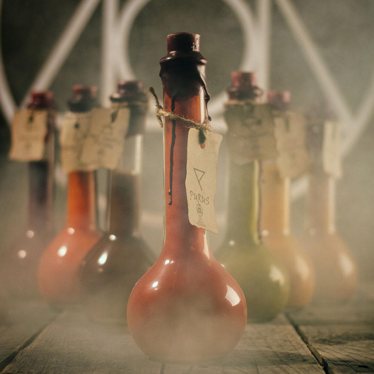 Chili-Sauce von The Chilli Alchemist - The Everlasting Flame