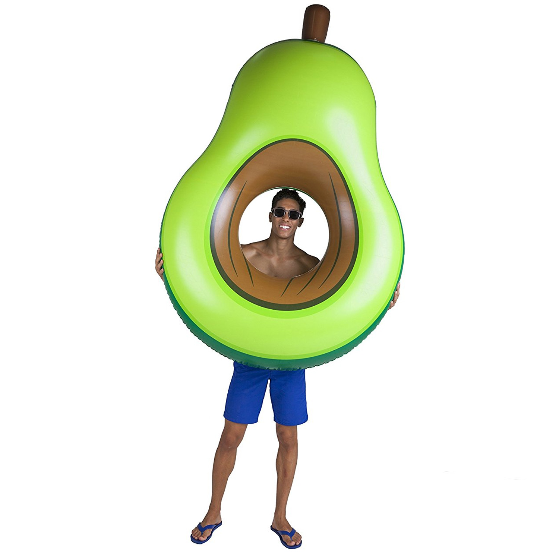 Aufblasbare Riesen Avocado
