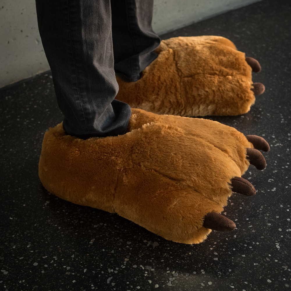 Bären Hausschuhe