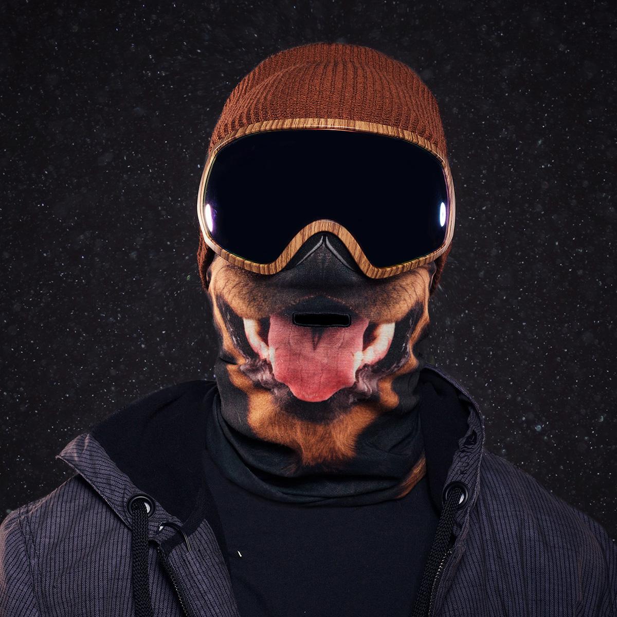 Beardo Skimaske Rotty