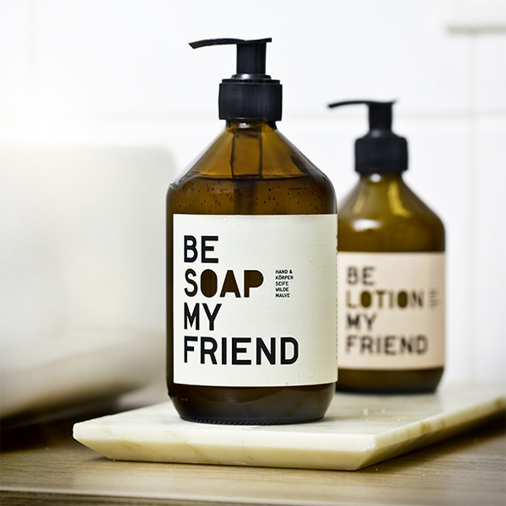 Be My Friend Seife Body Lotion