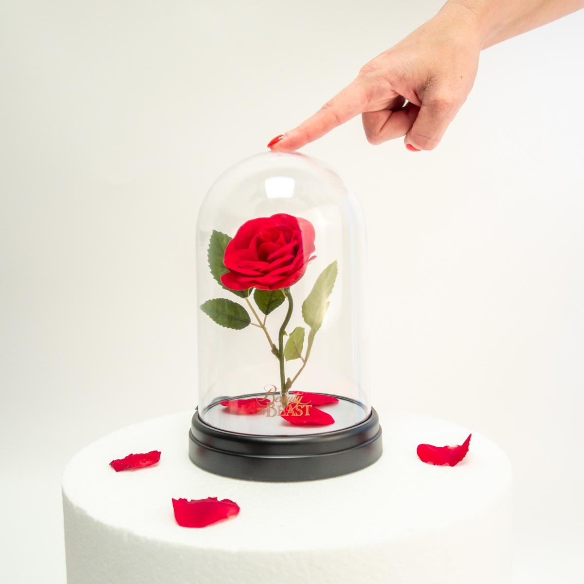 Die Schöne und das Biest Verzauberte Rosen Leuchte