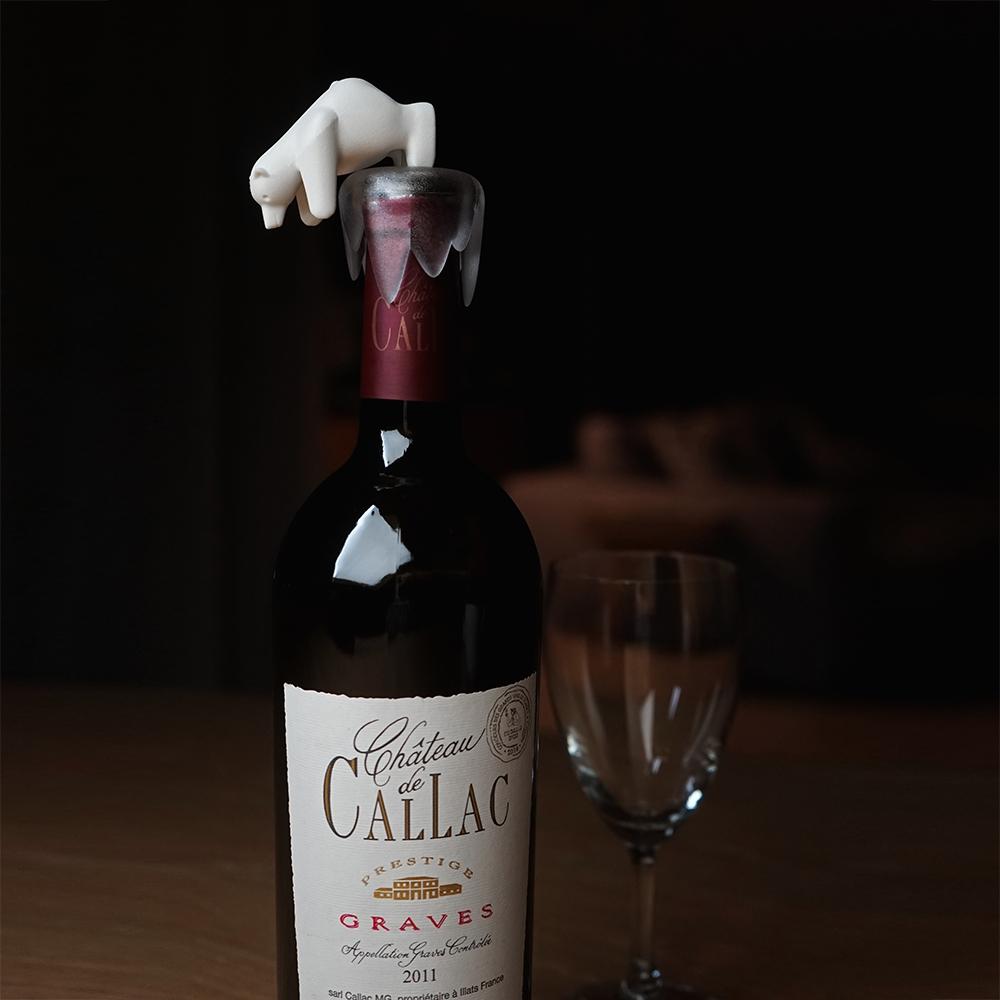 Bär Flaschenverschluss