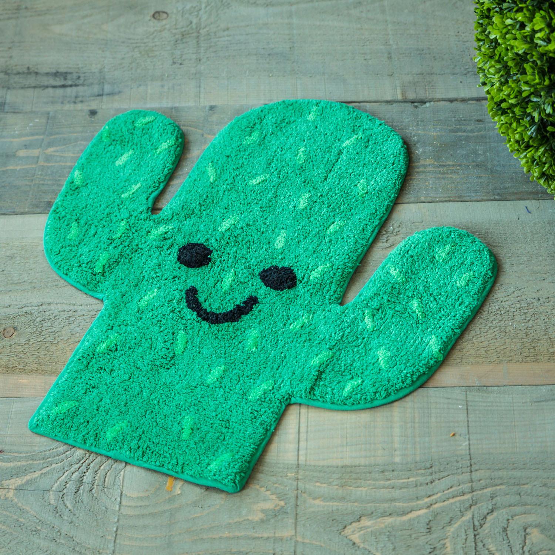 Kaktus Teppich