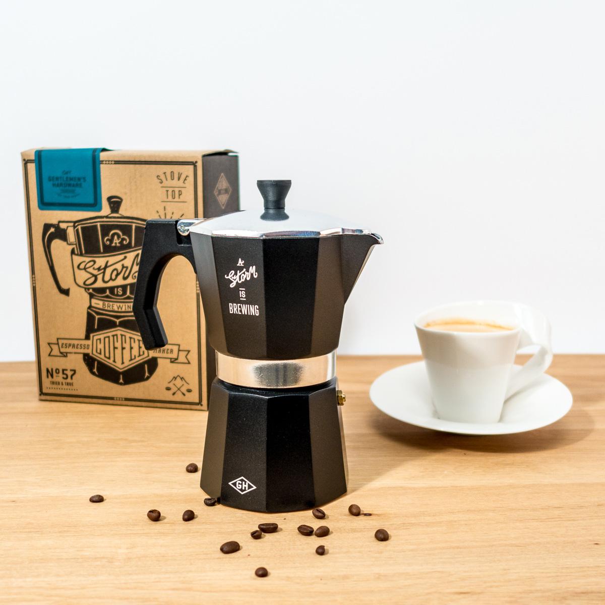 Gentlemen's Hardware Espressokanne
