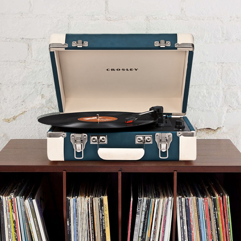 Crosley Executive Plattenspieler mit USB
