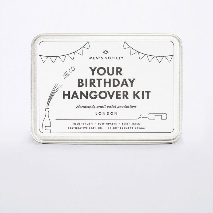 Geburtstags-Hangover Kit
