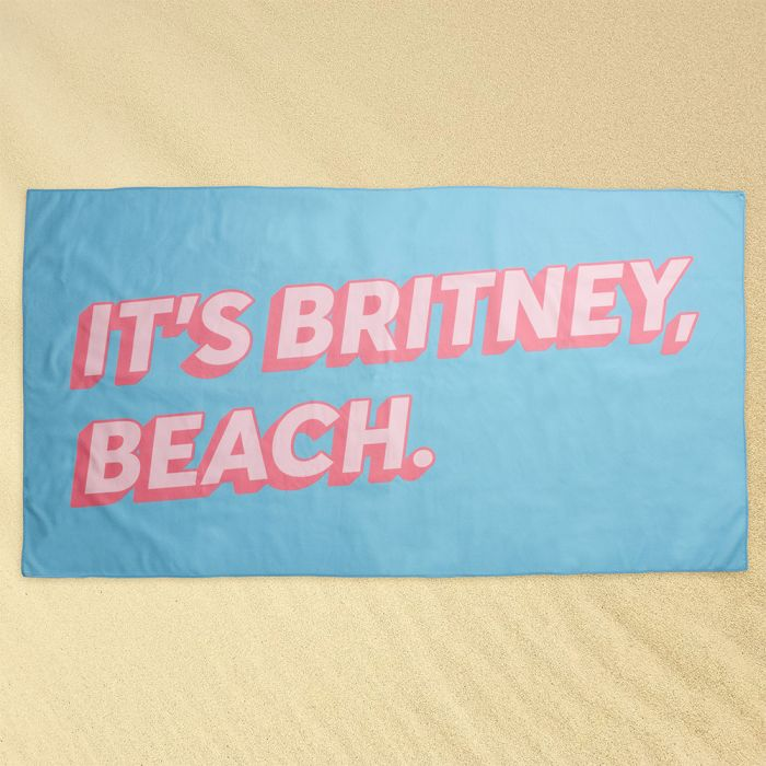 Britney Beach Strandtuch